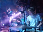 Dylan Thompson Drums Newcastle Session Drummer